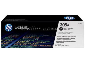 HP 305A - CE410A Black Toner