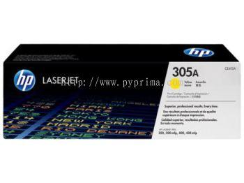 HP 305A - CE412A Yellow Toner