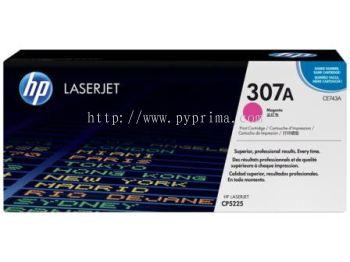 HP 307A - CE743A Magenta Toner