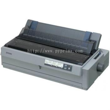 EPSON LQ-2190  A3 24-Pin USB/Parallel Dot Matrix Printer