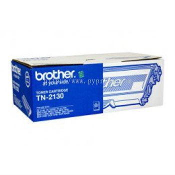 Brother TN-2130 Black Toner (Low Cap)