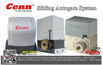 Cenn Sliding Autogate System