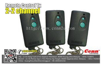 Remote Control Tx  (2-2 channel)