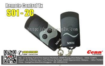 Remote Control Tx (S01-2C)