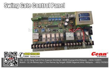 Swing Gate Control Panel
