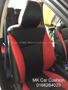 HONDA HRV SUPER LEATHER SEAT COVER & DOOR PANEL, 3 YEARS WARRANTY