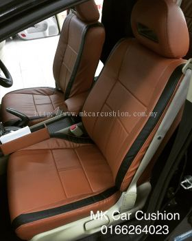 HONDA CIVIC SEMI LEATHER SEAT COVER, 1 YEARS WARRANTY