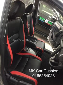 HONDA CRV SUPER LEATHER SEAT COVER, 3 YEARS WARRANTY