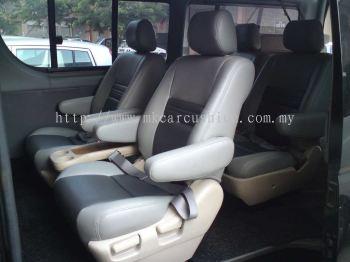 Van Change To Alpha Seat