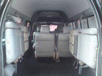 Van Change T.Alpha Seat