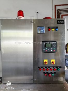 Stainless Steel Automatic Mains Failure Board