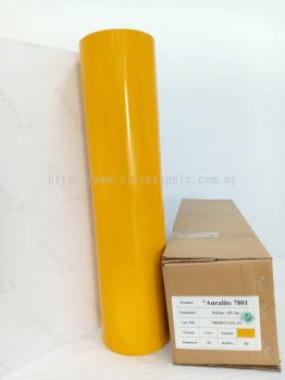 Auralite Yellow