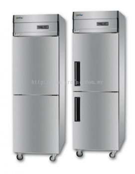 Stainless Steel Plug-In Freezer