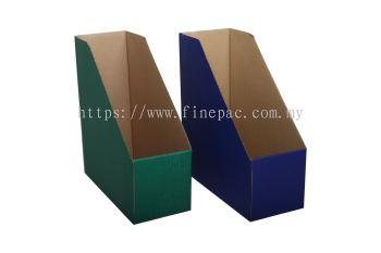 Diecut Document Storage Boxes