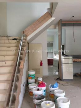 Staircase renovation