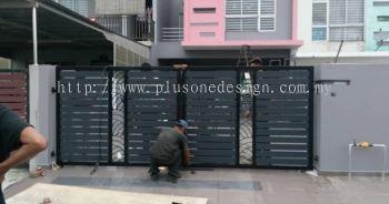 Main Gate (Iron)