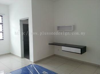 Johor bahru jb master bedroom design bedroom design - Master bedroom study table ...