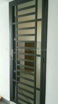 Grills door
