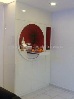 Living Altar Cabinet
