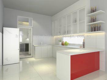 Dry Kitchen Design