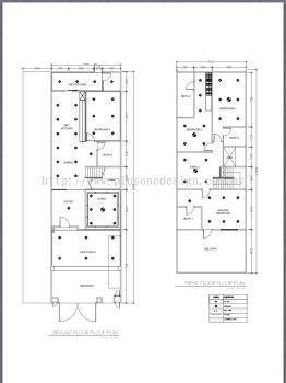 Floor Plan (Lighting Point)
