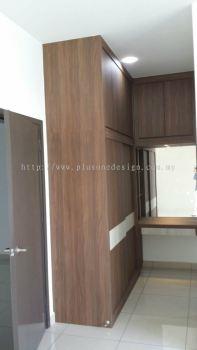 Master Bedroom Wardrobe and Dresser