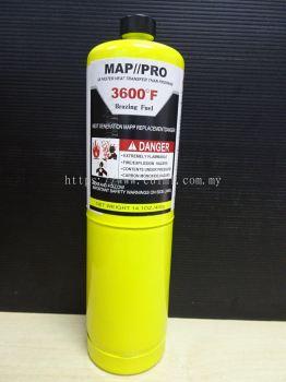 MAPP GAS GTR-79 X 16OZ./453.6G 3600 ��F (12-CAN/BOX) - (CHINA)