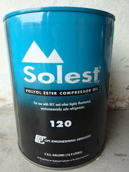 Solest Polyolester Compressor Oil