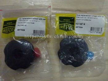 REFCO MANIFOLD SET KNOB (NEW)