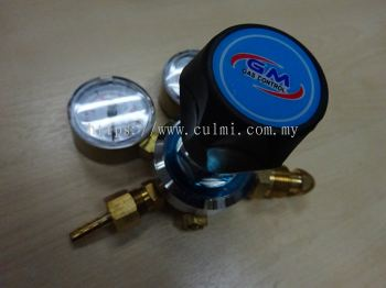 GAS MAN (GM) 801-10 OXYGEN REGULATOR