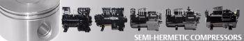 Copeland Standard Semi-Hermetic Compressors