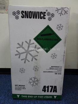 R417A X 25LBS (11.3KGS) SNOWICE HFC REFRIGERANT GAS