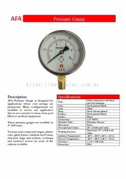 AFA General Pressure