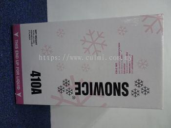 R410A X 22LBS (10KGS) SNOWICE HFC REFRIGERANT GAS