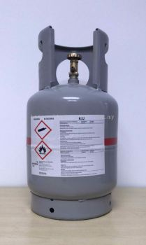 R32 Refrigerant Gas (9kg) Refillable Cyld Type