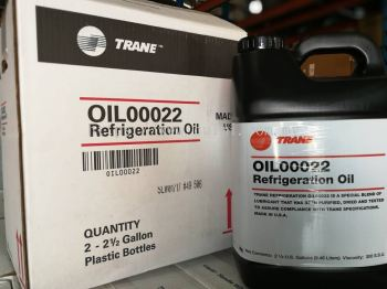 Trane Compressor Oil OIL00022 (2.5 Gallon or 9.46L / can)