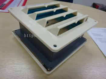 COOLMAX CM-1110R VENTILATOR PORT (SQUARE) 220V OR 110V A/C