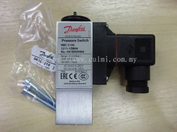 DANFOSS MBC 5000 & 5100 HEAVY DUTY PRESSURE SWITCH