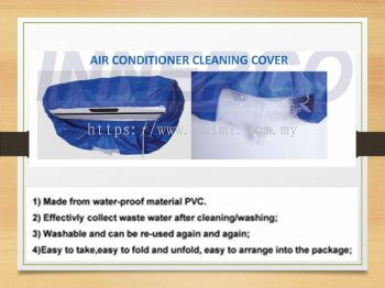 CULMI FULL CLEANING BAG FOR WALL MOUNTED AIR CONDITIONERS