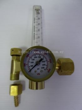 HERO 398 SERIES FLOWMETER REGULATOR