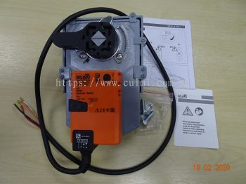 BELIMO GR24A-SR-7 (40NM, AC/DC 24V 50/60HZ) MODULATING ROTARY ACTUATOR FOR BUTTERFLY VALVE