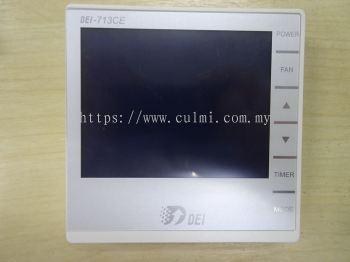 DEI DIGITAL TEMPERATURE CONTROLLER DEI-713CE X 100-240V 50/60HZ