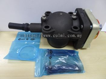 CARRIER 5H-126-394 DISCHARGE/SUCTION VALVE (P/NO:06LA660011)