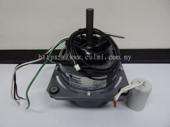 TRANE 024-0574 165W 50HZ/1PH/230V 6P 1.45A (C/W 6.0UF CAP.) OUTDOOR FAN MOTOR (TTK060KD00FA)