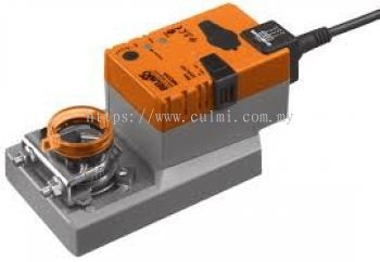 BELIMO NMQ24A OPEN-CLOSE NON-SPRING-RETURN DAMPER ACTUATOR 8NM, 24V AC/DC, 50/60HZ (RUNNING TIME 4S)