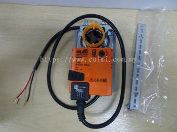 BELIMO NM24A OPEN-CLOSE NON-SPRING-RETURN DAMPER ACTUATOR 10NM, AC/DC 24V, 50/60HZ (RUNNING TIME 150