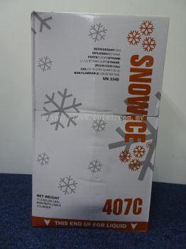 R407C X 25LBS (11.3KGS) SNOWICE HFC REFRIGERANT GAS