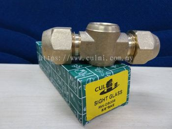 "CULMI Sight Glass (1/4"" - 3/4"")"
