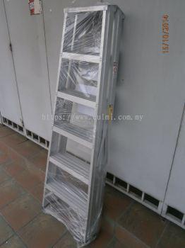 DSL Aluminium Double Sided A Shape Ladder (HD) & (EHD)