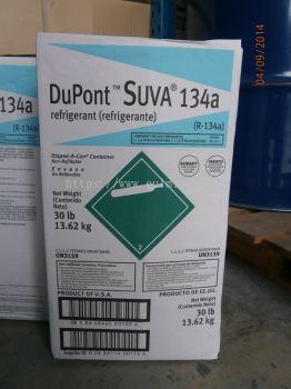 SUVA 134a (DuPont) Refrigerant Gas (13.62kg)